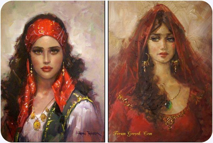 Remzi Taşkıran (1961 - .... ) | Türk Ressam - Forum Gerçek: