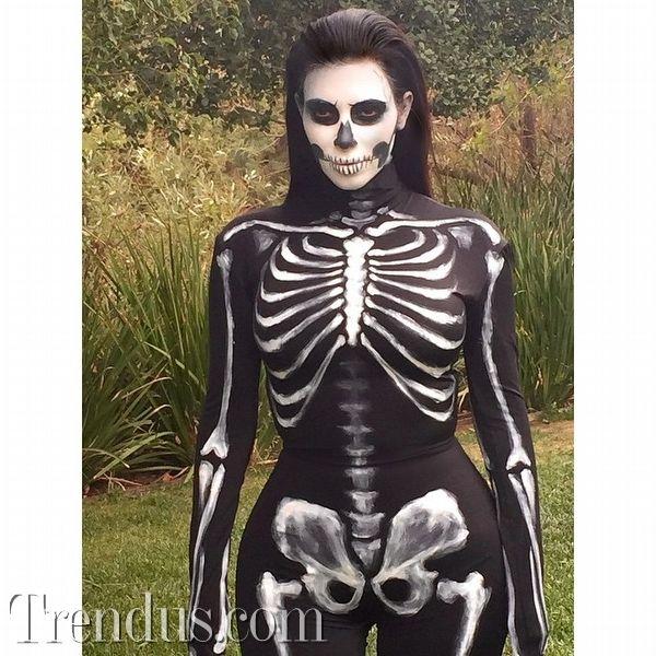 Ünlülerin Cadılar Bayramı kostümleri 2014