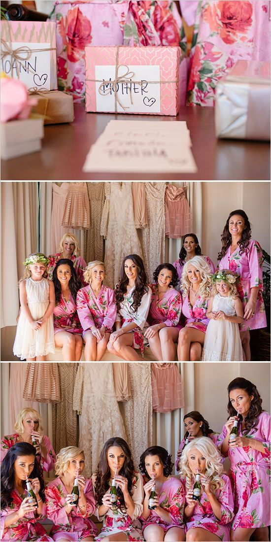 Bridesmaid robes Bride to be embroidered robes gift for bride bathrobe bride and bridesmaid robes bridal party robes cotton robes SJP00