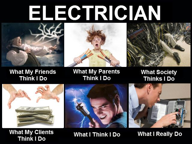 8d175b236581afcea076a597e873239b electrician humor funny work 22 best electrical meme images on pinterest creative, funny images