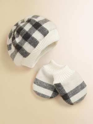 infant burberry - obviously that's never going to happen, but SO PRETTY!