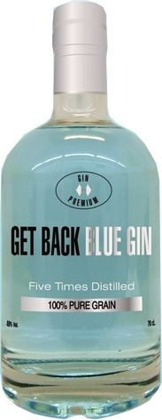 Get Back Blue Gin PD