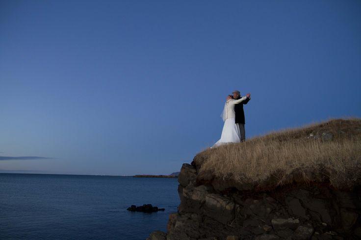 Wedding photo. Titanic