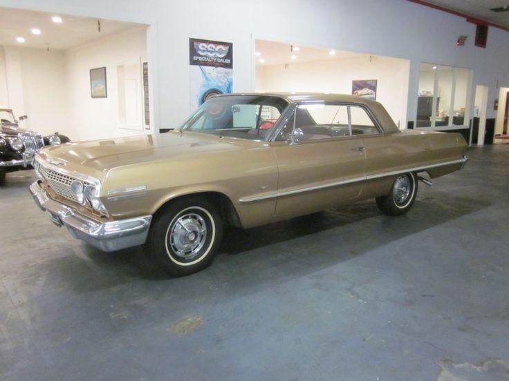 1963 Chevrolet Impala for sale - Benicia, CA   OldCarOnline.com Classifieds