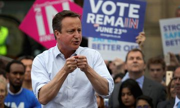 Britain Votes On Historic EU Referendum
