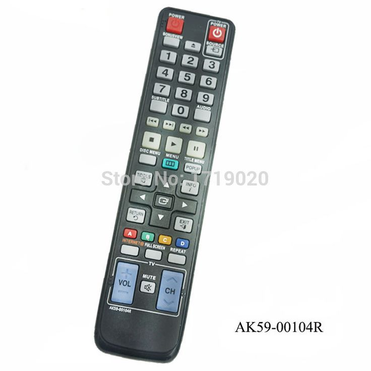 for SAMSUNG Remote Control AK59-00104R telecomando BLU-RAY DVD Player Disc BD-C6900 BD-C6500 BD-C5500 free shipping