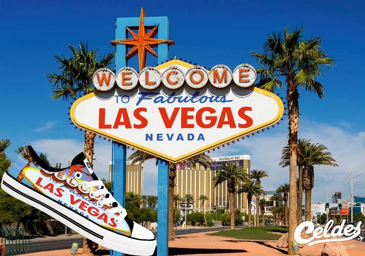 Next destination: Las Vegas 📍 What happens in Vegas, stays in Vegas ... 🔝 Take yours at: http://celdes.com/all/896-las-vegas-nevada.html #exploreceldes #exploretheworld