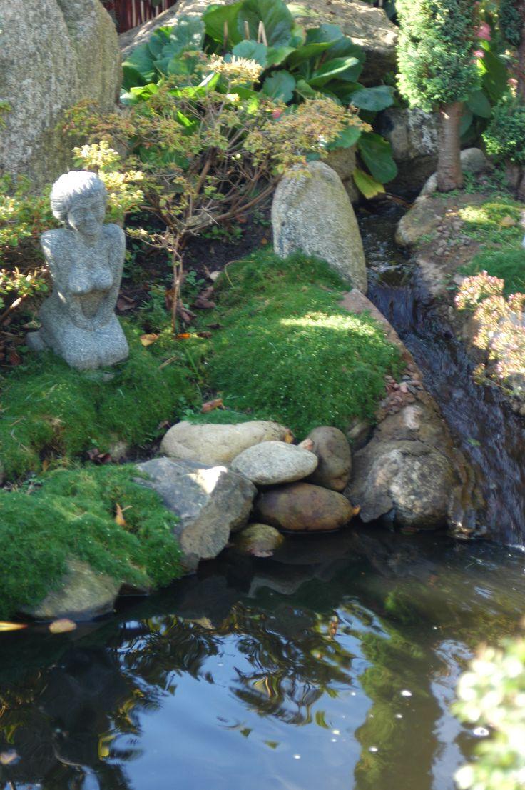 Garden pond and stream 68 best Cool