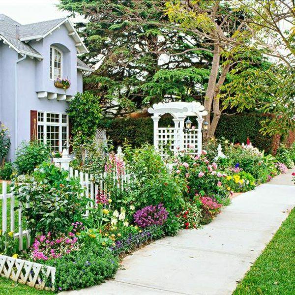 Ber ideen zu vorgartengestaltung auf pinterest for Vorgarten inspirationen