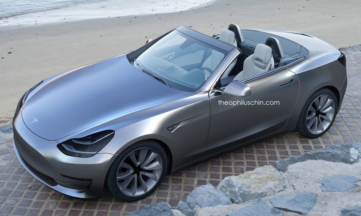 Tesla Model 3 Leads To Virtual 2019 Roadster