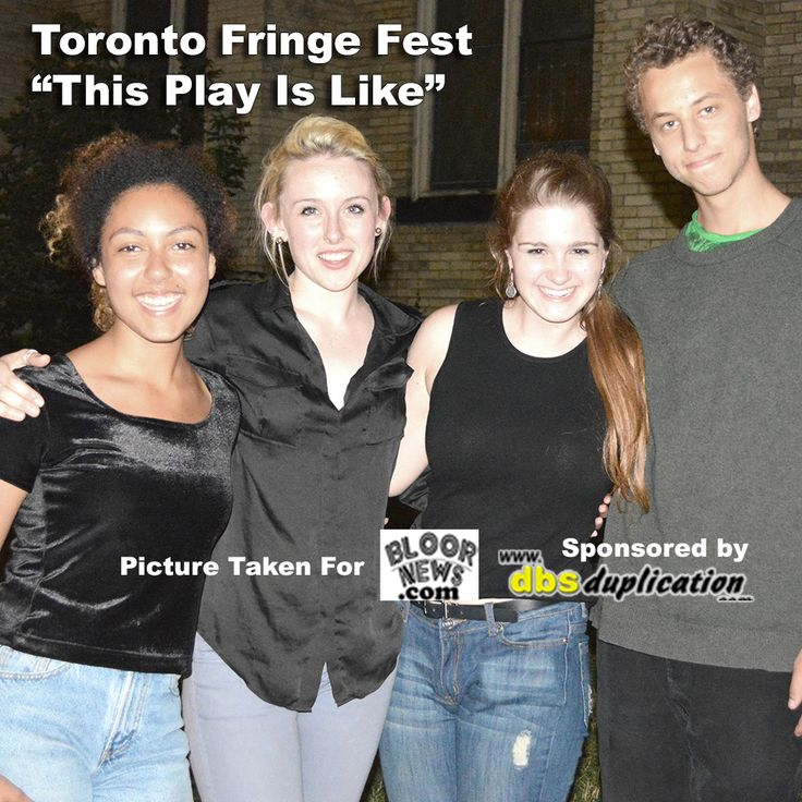 Toronto #Fringe Fest  #fringefestival #Torontotheater #reviews   #plays #theatre #toronto    #Theater #Acting #Playwright  http://theater-reviewed.com