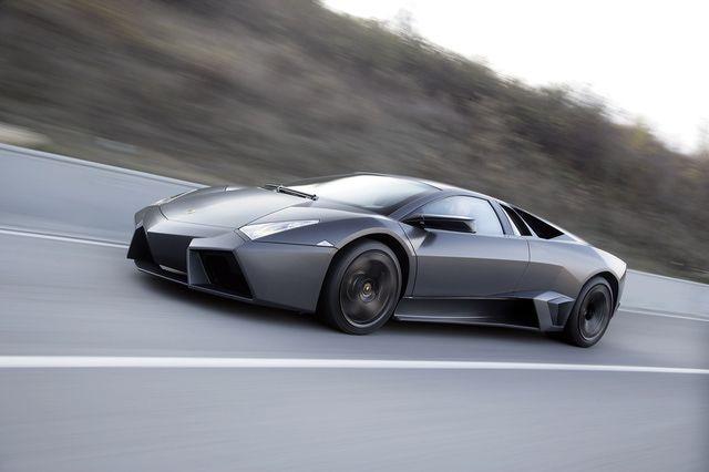 History of Lamborghini - Ferruccio's Fighting Bull