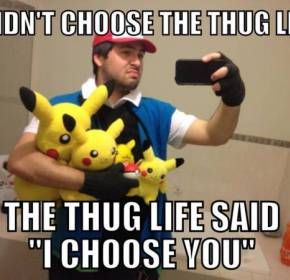 Tumblr Funny Thug Life Quotes