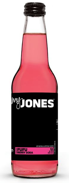 Customize your own Jones Soda label with your own photo, photo credit (optional) and ~300 characters of back-label text. MyJones takes 7-10 days for production