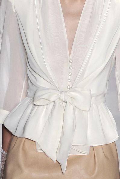 夏天的白色衣服绝美穿搭! | www.wenxuecity.com