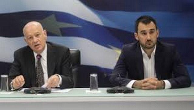 Αισιοδοξία Παπαδημητρίου-Χαρίτση για πολιτική λύση στο Eurogroup: Αισιόδοξοι ότι θα δοθεί πολιτική λύση στο Eurogroup της Δευτέρας,…