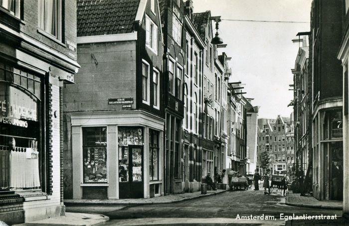 1477 best oude straten en pleinen images on pinterest for Bakkerij amsterdam west