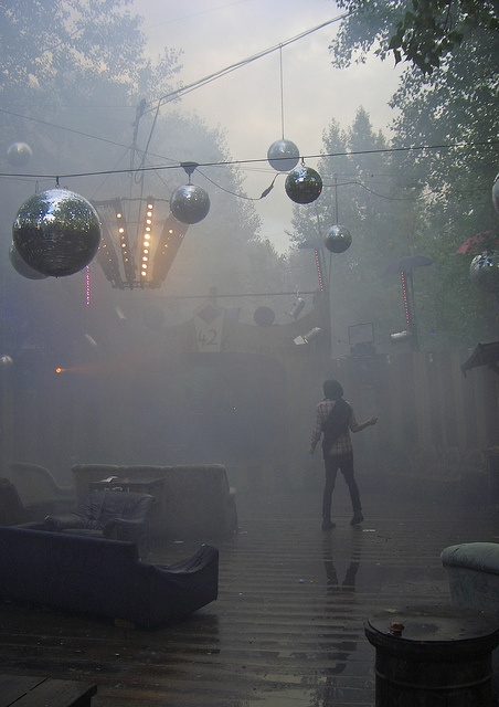 The Last Dance at Bar 25, Berlin - apparently. I can barely look at this it's so so sad.