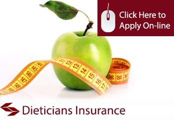 self employed dieticians liability insurance