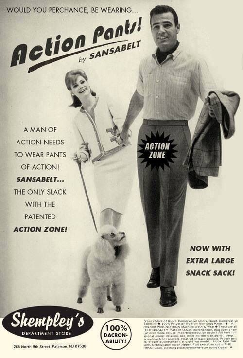 OH no! Vintage ad poster                                                       …