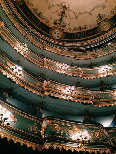 The Palais Garnier Opera House, Paris, France