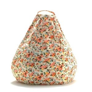 Love This Bean Bag Chair And Fabric