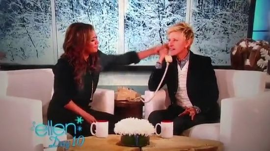 Leah Remini Catches Her Husband With Another Woman On Ellen