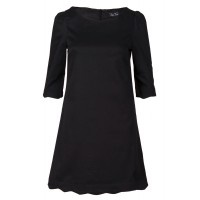 Get 61% off! Was $89.95, Now $35.  www.loveblackdresses.com.au   A timeless black dress with 3/4 length sleeves and scallop edging. A versatile wear.