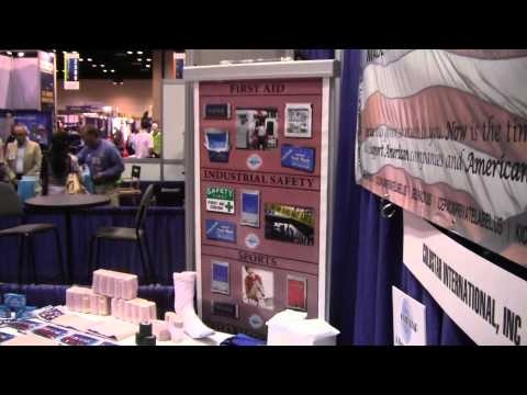 Coldstar International-   2012 National Safety Council Expo Orlando Florida
