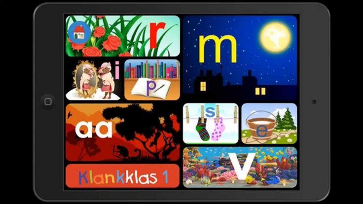 Educatieve iPad app - Klankklas 1 & 2