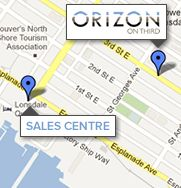 Orizon on Third | Lower Lonsdale, North Vancouver | Intracorp Projects