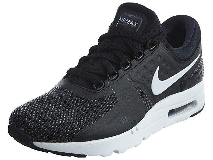Nike Air Max Zero Essential Sneakers Herren Schwarz in 2020
