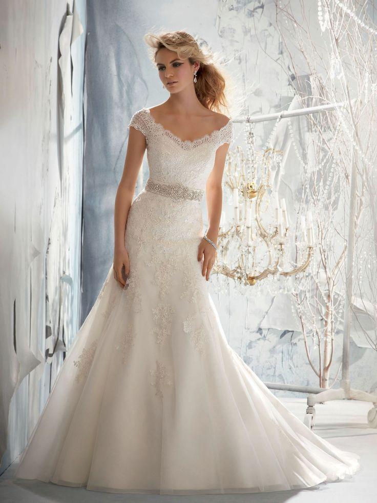 Mori Lee Wedding Dresses - Style 1960