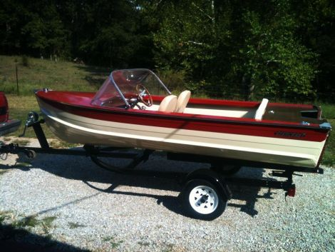 1960 15 foot Starcraft Strake Side Small boat for Sale in Hawesville, KY