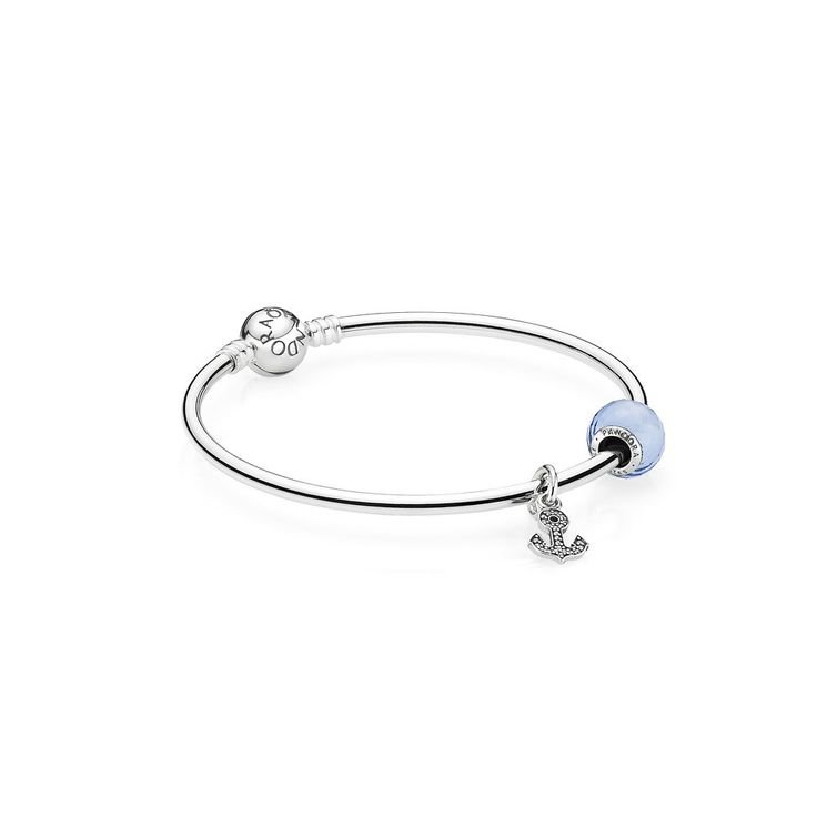 1105f691a5ae ... Summer Hope With 2 Charms Special price £99.98 Buy now http PANDORA  Moments Sterling Silver ...