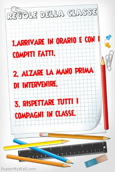 Creare poster in classe con PosterMyWall