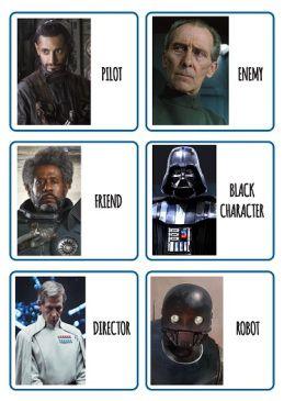 Memory Star Warsme