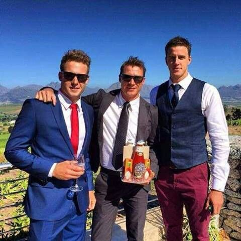 David miller , Dale steyn and Morne morkel