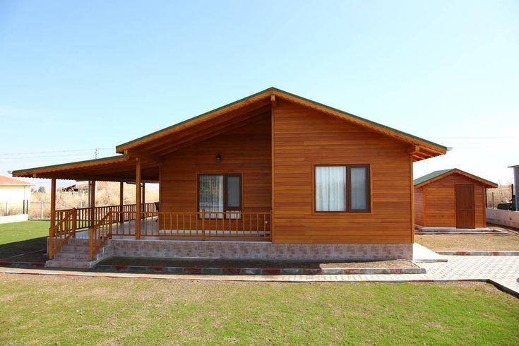 Busca imágenes de diseños de Casas estilo moderno de Kuloğlu Orman Ürünleri. Encuentra las mejores fotos para inspirarte y crear el hogar de tus sueños.