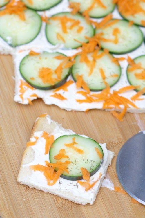 Cucumber Patio Pizza
