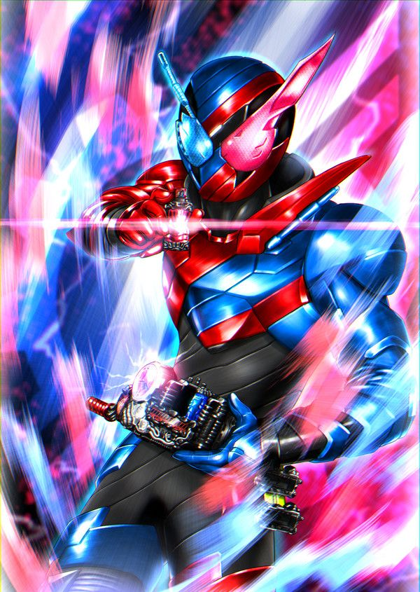 Kamen Rider Build*