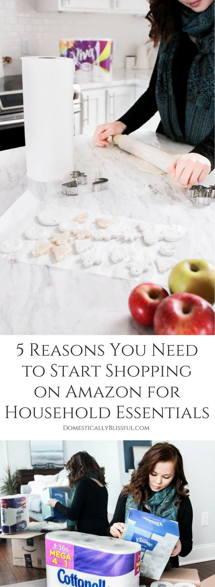 Ad: 5 reasons you need to start shopping on Amazon for household essentials that will save you time, money, & so much more!| #ad #HeartYourPlanet @VivaTowels @Kleenex @Cottonelle  @scottproducts | Amazon shopping | Amazon coupon | 15% off with Subscribe & Save | WWF | responsible forestry | forest | holiday shopping | online shopping | shopping online for the holidays | World Wildlife Fund |