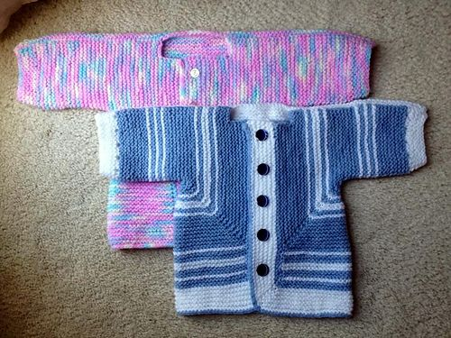 Ravelry: ctawq's Baby Surprise Jackets