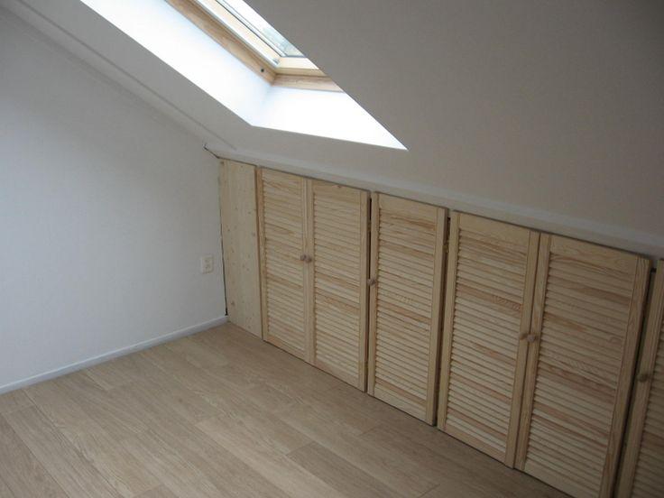 17 beste idee n over zolder verbouwing op pinterest afgewerkte zolder zolderberging en - Uitbreiding van de zolder ...