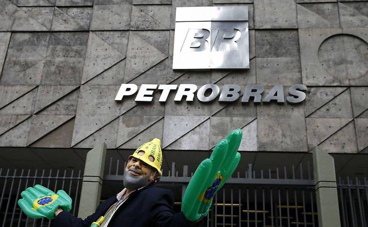 Esqueleto de ações trabalhistas de R$ 30 bilhões ameaça Petrobras - 04/03/2016 - Mercado - Folha de S.Paulo