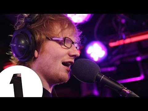 "Drop Everything, Ed Sheeran Covered Christina Aguilera's ""Dirrty"""