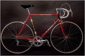 TI-Raleigh SBDU Ilkeston SB4059 Team Pro 753