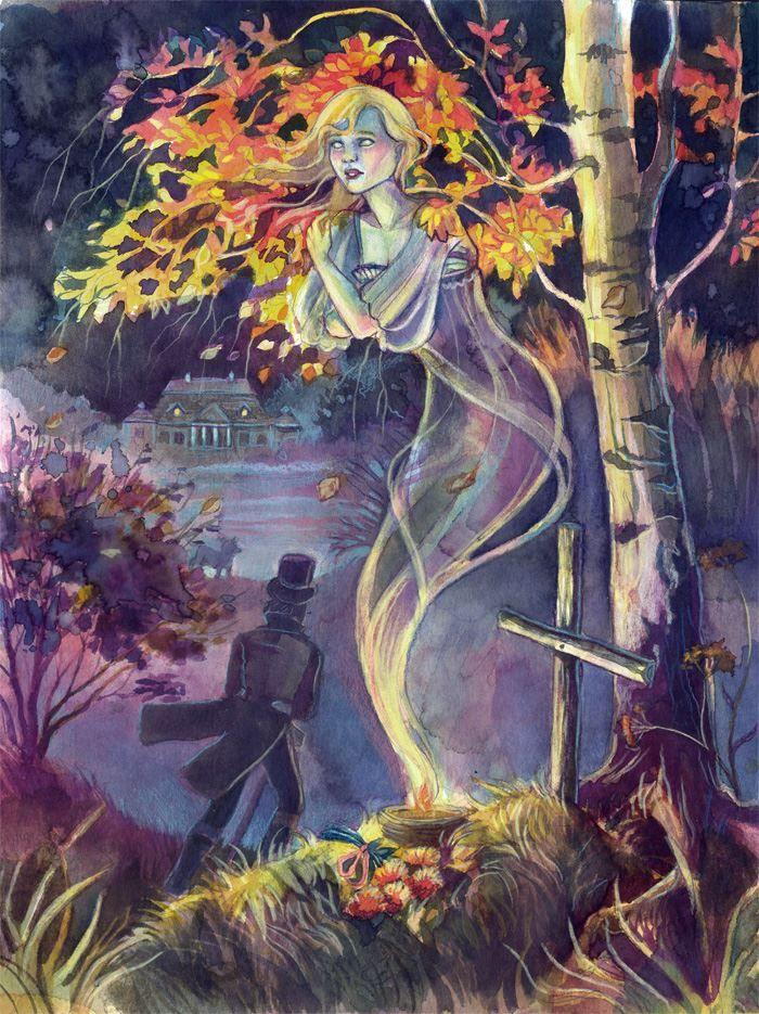 Zaduszki http://lavandula-art.blogspot.co.uk/