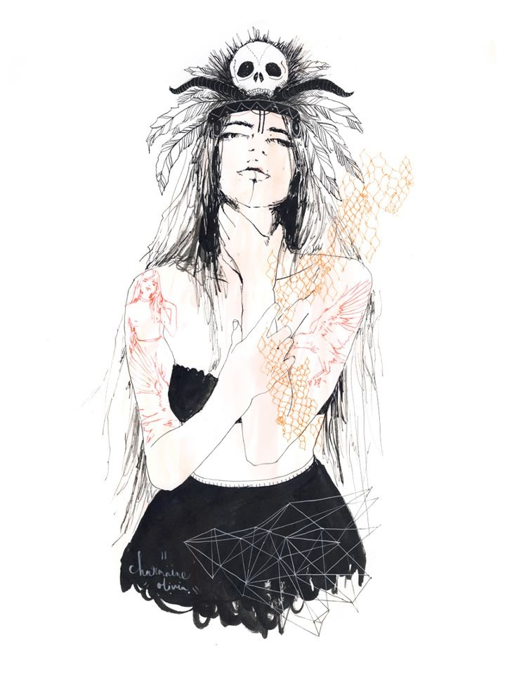 Charmaine Olivia #Charmaine Olivia #art