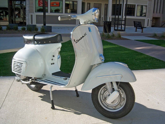 Vespa GS160 Mark I www.greentreescooters.com